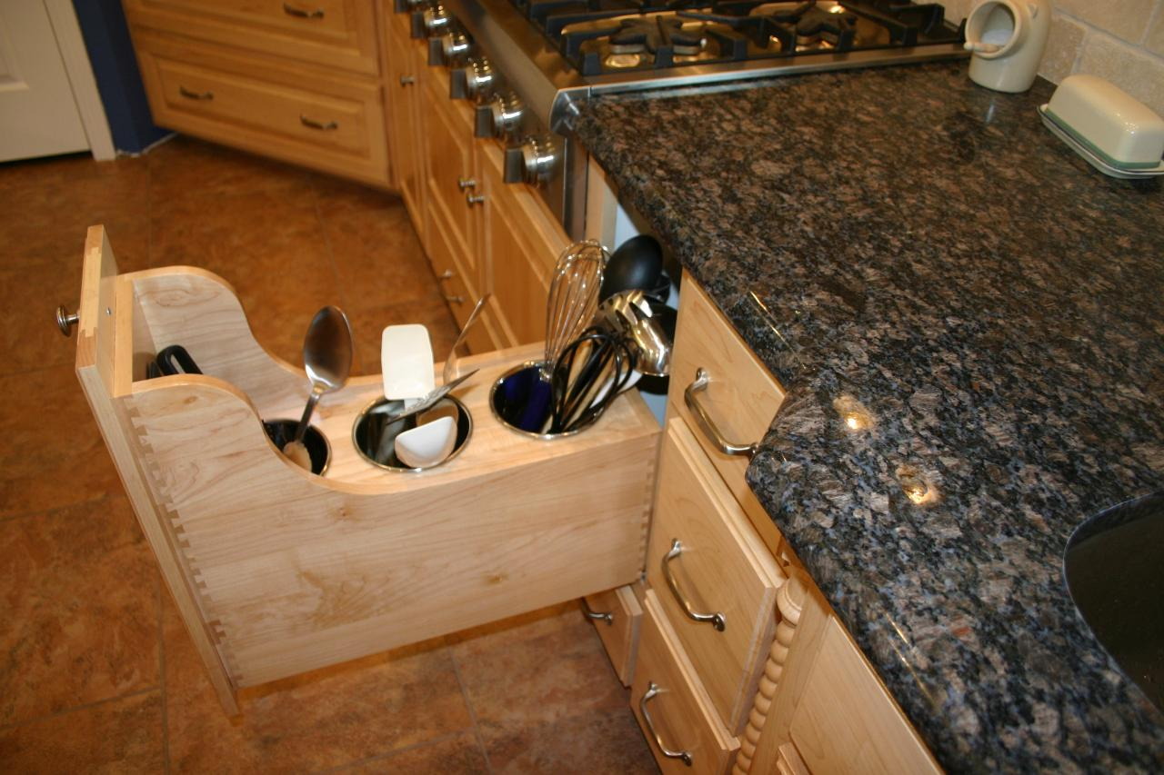 Marott contractors custom cabinet options for Kitchen cupboard options